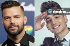 Después de que se especuló que Ricky Martin y Maluma son idénticos ¡Decidieron bailar al mismo ritmo!