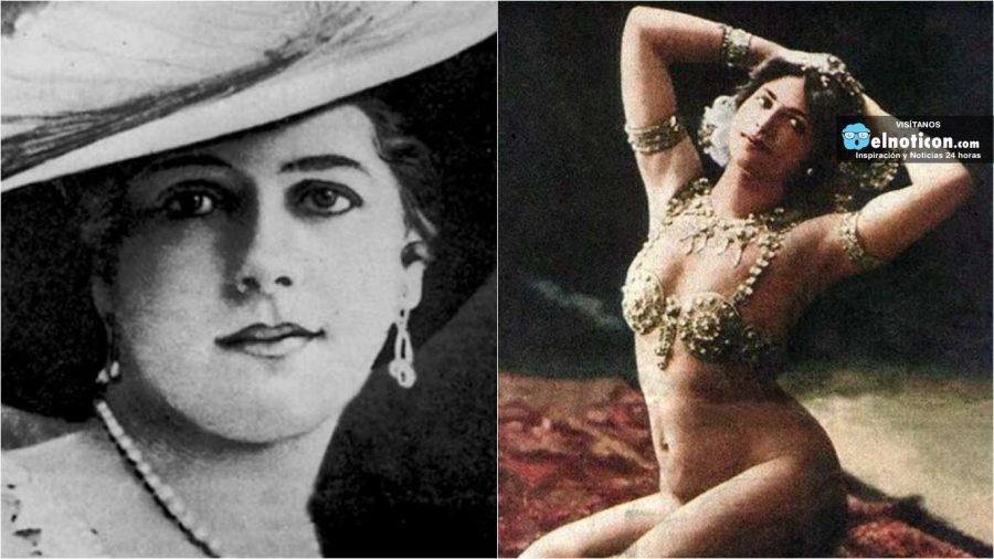 """Ella es """"Mata-Hari"""", la espía más famosa del siglo XX"""