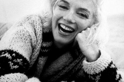 ¿Te encanta Marilyn Monroe? ¡Mira su última sesión de fotos!