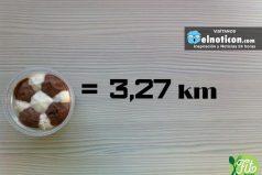 ¿Cuántos kilómetros debes correr para quemar tus antojitos?