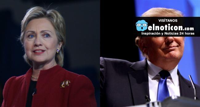 Las primarias cruciales en Nueva York para Hillary Clinton y Donald Trump
