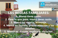 Las reglas familiares