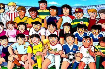 ¿Recuerdas Super Campeones? conoce más de 69 curiosidades
