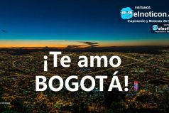 ¡Te amo Bogotá!