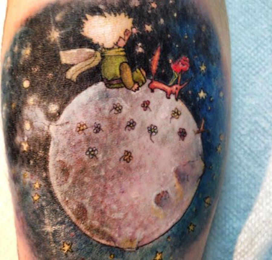 Los mejores tatuajes de El Principito ¿Te animarías a hacerte uno?