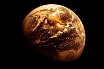 Aunque no lo creas la Tierra era anaranjada. Quedarás aterrado con la explicación