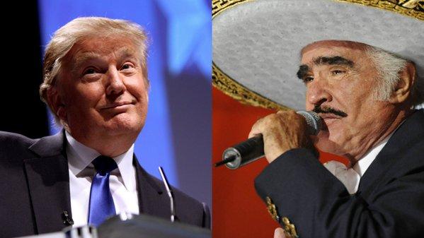 Vicente critica a Donald
