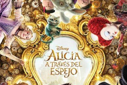 """""""Alicia a través del espejo"""" llegará pronto a las salas de cine ¡Mira su trailer!"""
