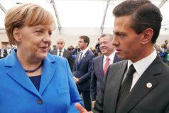 Las relaciones políticas y económicas entre México y Alemania van por buen camino