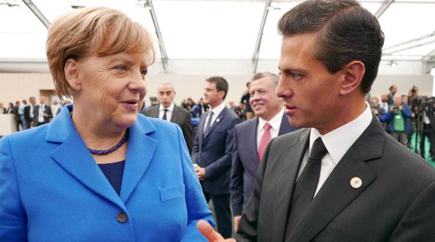 Relación bilateral entre México y Alemania