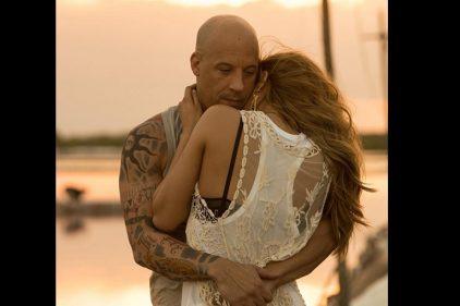 La comprometedora y romántica foto de Ariadna Gutiérrez y Vin Diesel