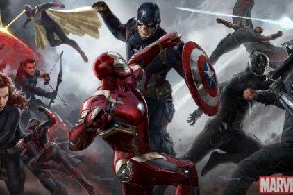 Descubre imágenes ineditas de 'Captain America: Civil War' ¡Cada día más cerca de su estreno!