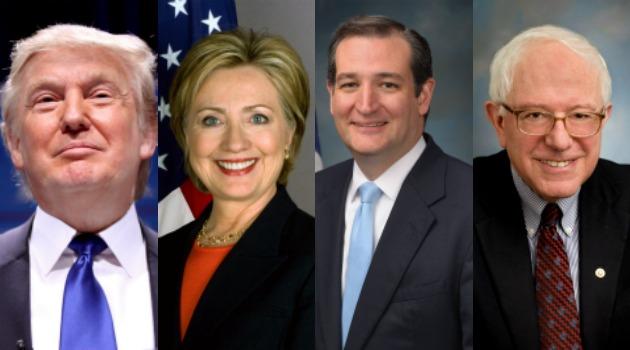 Candidatos a la presidencia de EE.UU. tienen en la mira las próximas elecciones primarias en Nueva York
