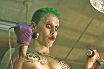 Jared Leto, sorprende a sus compañeros de 'Suicide Squad' con curiosos regalos