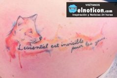 16 tatuajes inspirados en libros ¡Querrás tener uno!