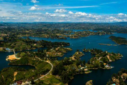 Fiscalía investiga si el daño de la hidroeléctrica de Guatapé fue provocado
