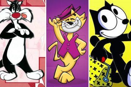 Los 15 mejores gatos de las caricaturas, ¿Los recuerdas?