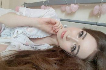 """¡Cuidado muñecas! Una nueva """"Barbie humana"""", se ha tomado las redes sociales"""