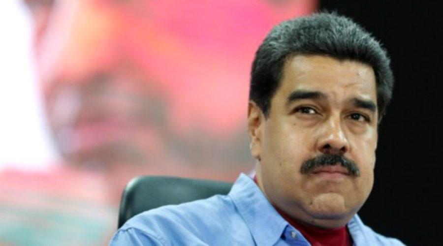 Maduro acusa al parlamento de Venezuela por intento de golpe de estado