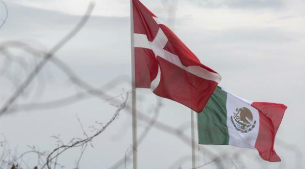 México y Dinamarca trabajan juntos en energía