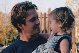Hija de Paul Walker recibe indemnización por la muerte de su padre, QUEDARÁS SIN PALABRAS