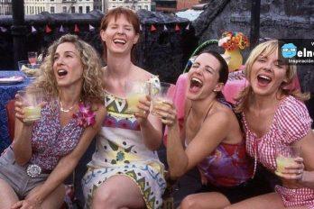 20 frases de 'Sex and the City' que toda mujer debe recordar ¡Siempre!