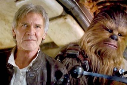 Chaqueta de Han Solo en 'Star Wars: The Force Awakens' fue subastada