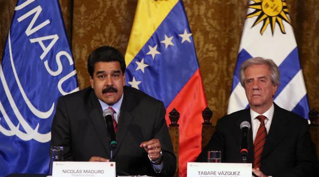 Venezuela pagó 30 millones de dólares a Uruguay