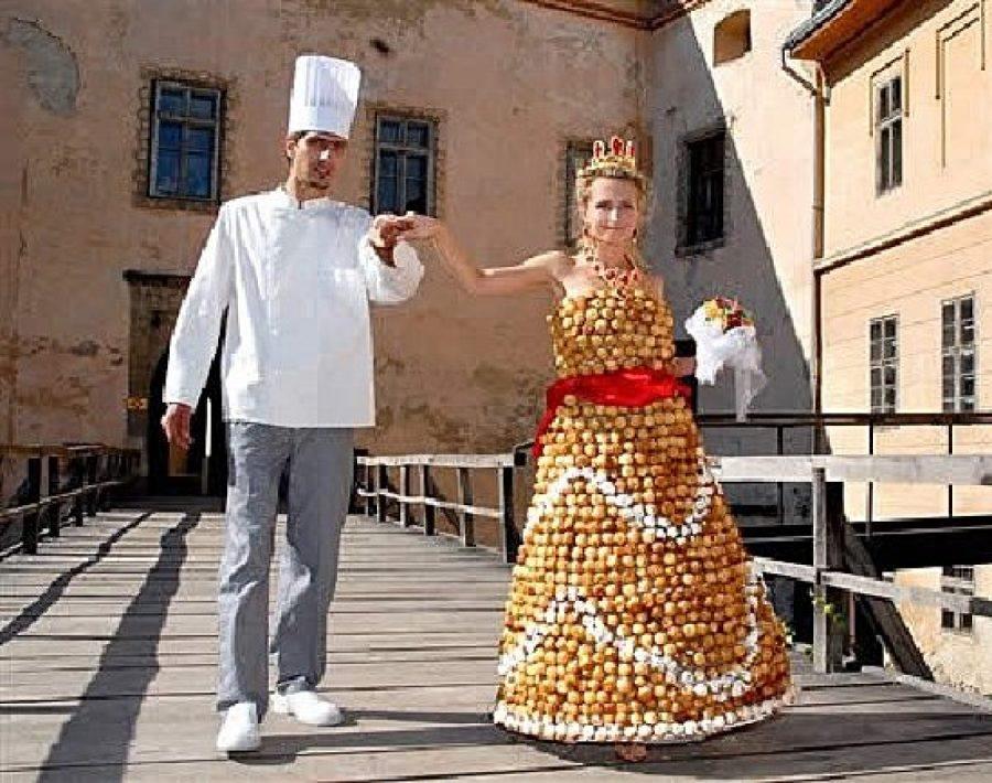 los 15 vestidos de novia más locos del mundo! ¿usarías alguno
