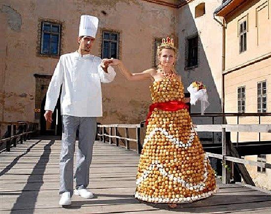Los 15 vestidos de novia más locos del mundo