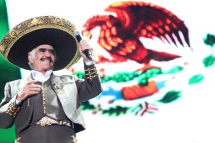 El último concierto de Vicente Fernández