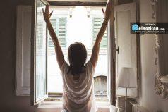 10 cosas que debes hacer al levantarte de la cama