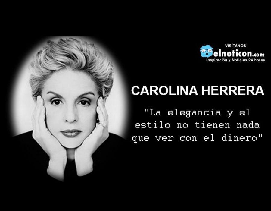 Carolina Herrera Elnoticom