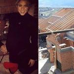 Enorme casa que construye Shakira