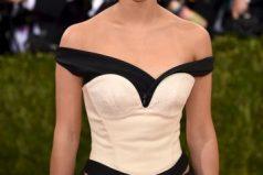 Emma Watson cambia el mundo con un vestido hecho de basura