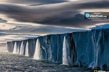 Foto dedicada al cambio climático