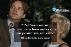 """""""Prefiero ser un optimista loco…"""