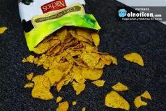 Cómo sellar una bolsa de frituras sin pinzas
