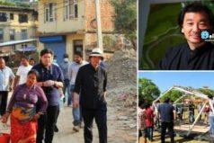 Un famoso arquitecto construirá casas para los afectados por el sismo en Ecuador