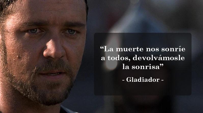 Frase de la película Gladiador