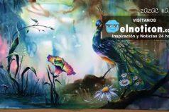 Los colores de la naturaleza captados por el pincel de Zazac Namoo