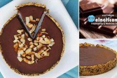 Marquise de chocolate sin harina ni lácteos