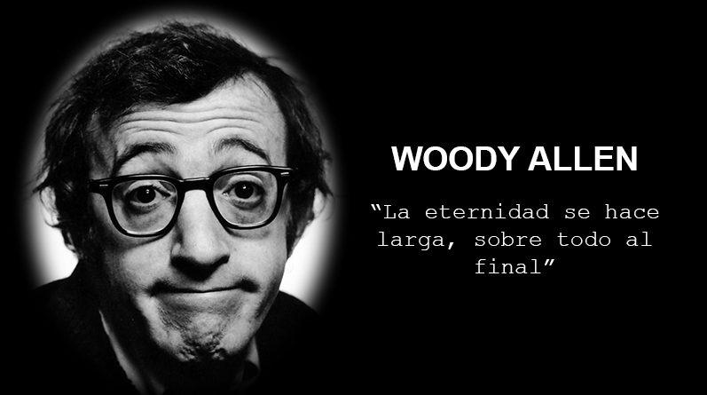 Resultado de imagen para woody allen leyendo a woody allen