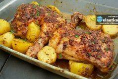 5 recetas de pollo para impresionar
