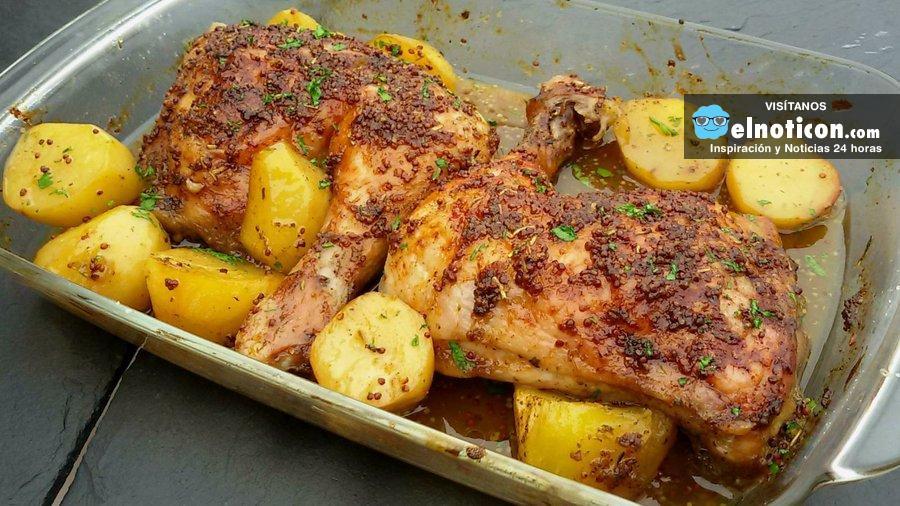 5 recetas de pollo para impresionar for Maneras de preparar pollo
