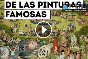 Los secretos de las pinturas famosas