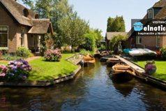 Giethoorn: la aldea holandesa que podría desbancar a Venecia