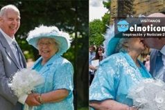 This Couple Tied The Knot After A 44 Year Courtship
