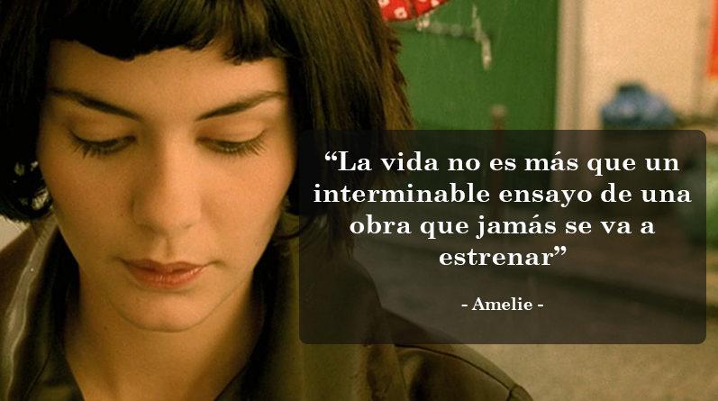 Escena de la película Amelie