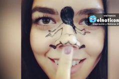 People Are Drawing Butts On Their Noses And Making Them Twerk